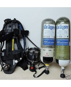 Drager Breathing Apparatus
