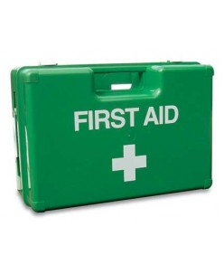 First Aid Kit Green